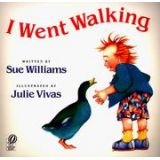 I Went Walking, Paperback