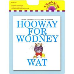 Carry Along Book & CD, Hooway for Wodney Wat