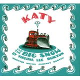 Carry Along Book & CD, Katy and the Big Snow