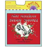 Carry Along Book & CD, Mike Mulligan and His Steam Shovel
