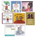 Character Education Literature Set, Set of 8 books