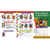 Preschool Progress Reports for Two Year Olds