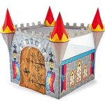 King Size Medieval Castle Tent