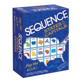 Sequence® States & Capitals®
