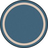 Portrait™ Rug, 13'2 Round, Seaside