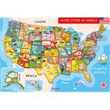 Magnetic USA Calendar (48 pc)