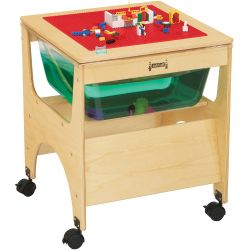 Mini See-Thru Sensory Table