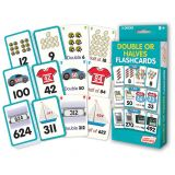 Double or Halves Flash Cards