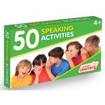 Language Arts Activity Cards, Speaking