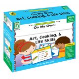 CenterSOLUTIONS® On My Own, Art, Cooking & Life SKills