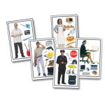 Photographic Learning Cards, People In My Neighborhood