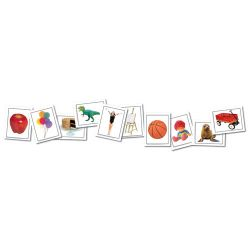 Photographic Learning Cards, Alphabet Photo Objects