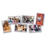 Photographic Learning Cards, Children Learning Together