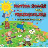 Action Songs for Preschoolers, CD