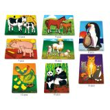 Mother & Baby Animals Puzzle Set