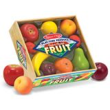 Playtime Produce, Farm Fresh Fruit, 9 pieces