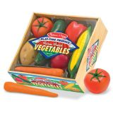 Play-Time Produce, Farm Fresh Vegetables, 7 pieces