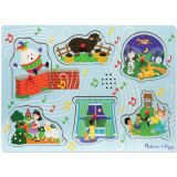 Nursery Rhymes Sound Puzzle 2