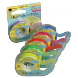 Removable Highlighter Tape, Orange