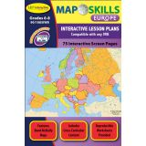 Map Skills IWB Software, Europe
