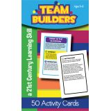 Team Builders Activity Cards, Grades 1-2