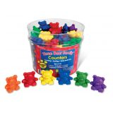 Three Bear Family® Counters, Set of 96