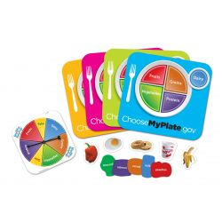 Healthy Helpings® MyPlate Game