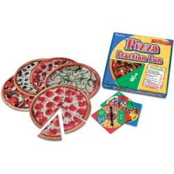 Pizza Fraction Fun™ Game