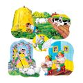 Nursery Rhymes Set 3 Flannelboard Set