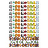 Beginners Counting Flannelboard Set