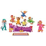 Five Monkeys Jumping on the Bed Flannelboard Set