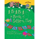 Math Is CATegorical®, A-B-A-B-A — A book of Pattern Play