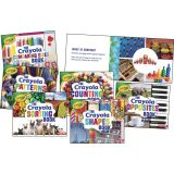 Crayola® Concepts, Set of all 6 books