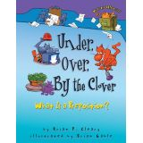 Words Are CATegorical®, Under, Over, By the Clover: What Is a Preposition?