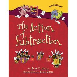 Math Is CATegorical®, The Action of Subtraction