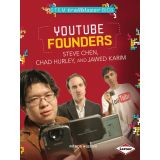 STEM Trailblazer Bios: YouTube Founders Steve Chen, Chad Hurley, and Jawed Karim