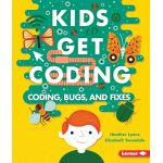 Kids Get Coding, Set of 4 books