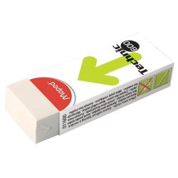 Technic 600 Refill Erasers, Pack of 2