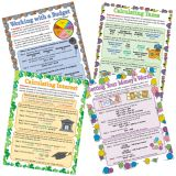 Personal Finance Math Poster Set