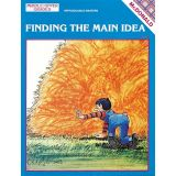 Find the Main Idea Reproducible Book