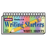 Write-Abouts, Grades 4-8, Poetry Starters