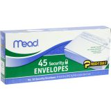 Press-It Seal-It® Security Envelopes, #10, 45 count