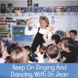 Dr. Jean Keep On Singing and Dancing, CD