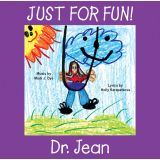 Dr. Jean Just for Fun, CD