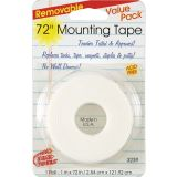 Magic Mounts® Mounting Tape, 1 x 72