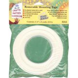 Magic Mounts® Mounting Tape, 3/4 x 18'