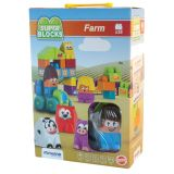 Super Blocks Farm Set