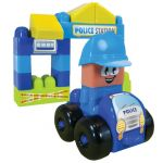 Super Blocks Police Station Set