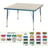 Creative Colors® Activity Table, 48 Square