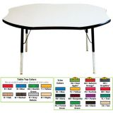 Creative Colors® Activity Table, 48 Shamrock